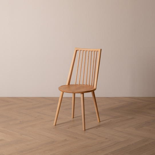 real ash chair