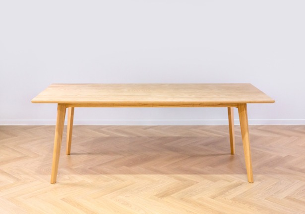 real ash table
